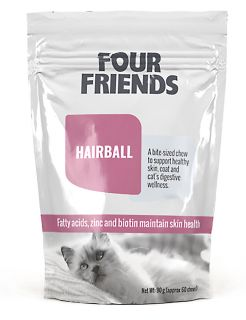 Hairball for Cats